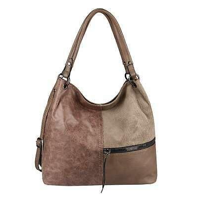 Photo of DAMEN TASCHE Shopper Tote Bag Handtasche Umhängetasche Schultertasche Hobo Bag:…