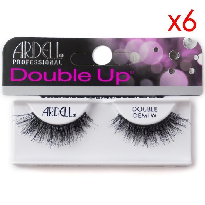 90ba2f9da4a Ardell® Lashes - Double Up Demi Wispies Black (6 Pack) | ריסים ...