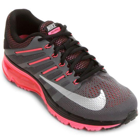 quality design 60e0a f9adc ... ireland tênis nike air max excellerate 4 feminino rosa e preto 9bca6  6c199