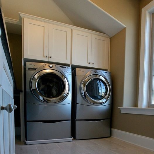 Goodier Baker Homes Washer And Dryer Laundry Room Laundry Room