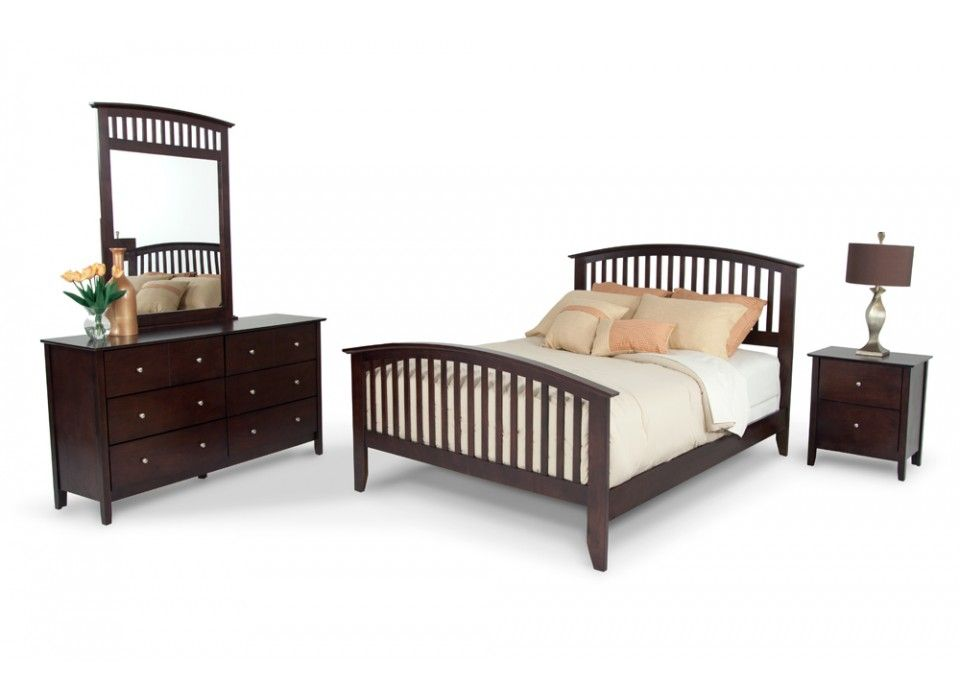 Tribeca 7 Piece Queen Bedroom Set | Bedroom Sets | Bedroom | Bobu0027s Discount  Furniture
