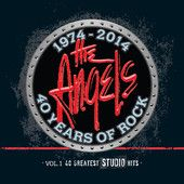 Angels - Vol. 1-40 Years Of Rock-40 Greatest Studio Hits