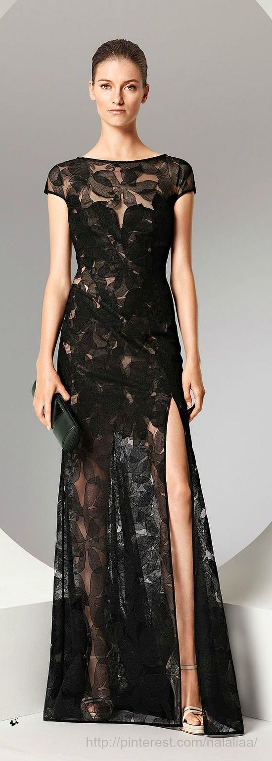 Sexy see through dress my style pinterest sexy evening dress