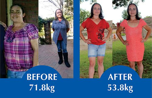 Weight loss before and after blog