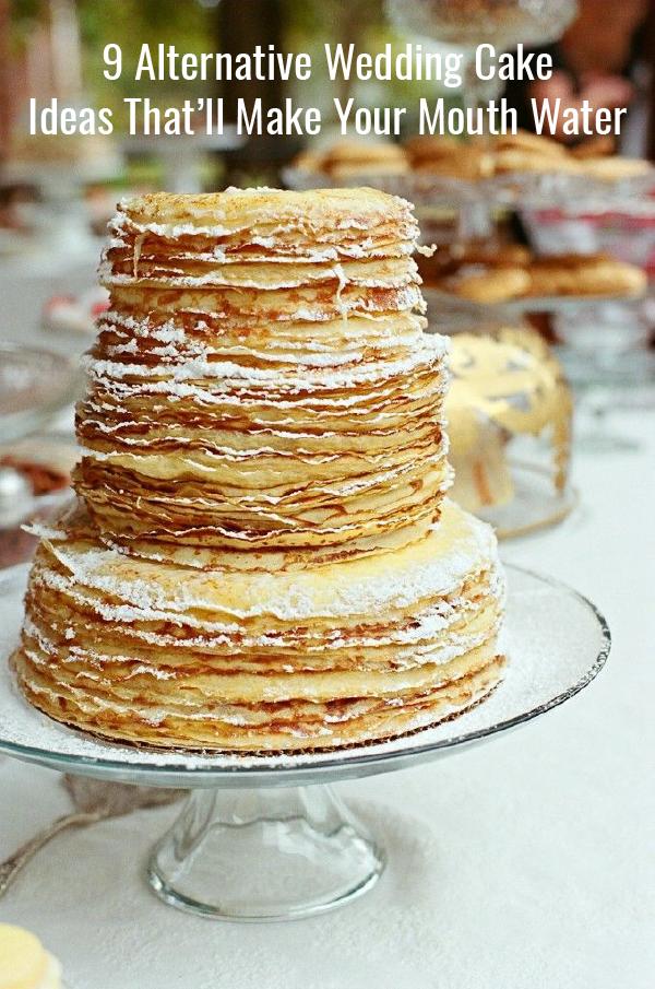 Alternative Wedding Cake Ideas | Dream Wedding | Pinterest | Unique ...