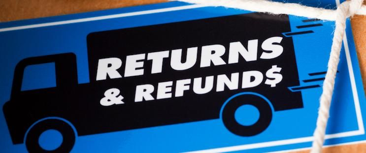According to the US Census Bureau, eCommerce sales in the second - refund policy