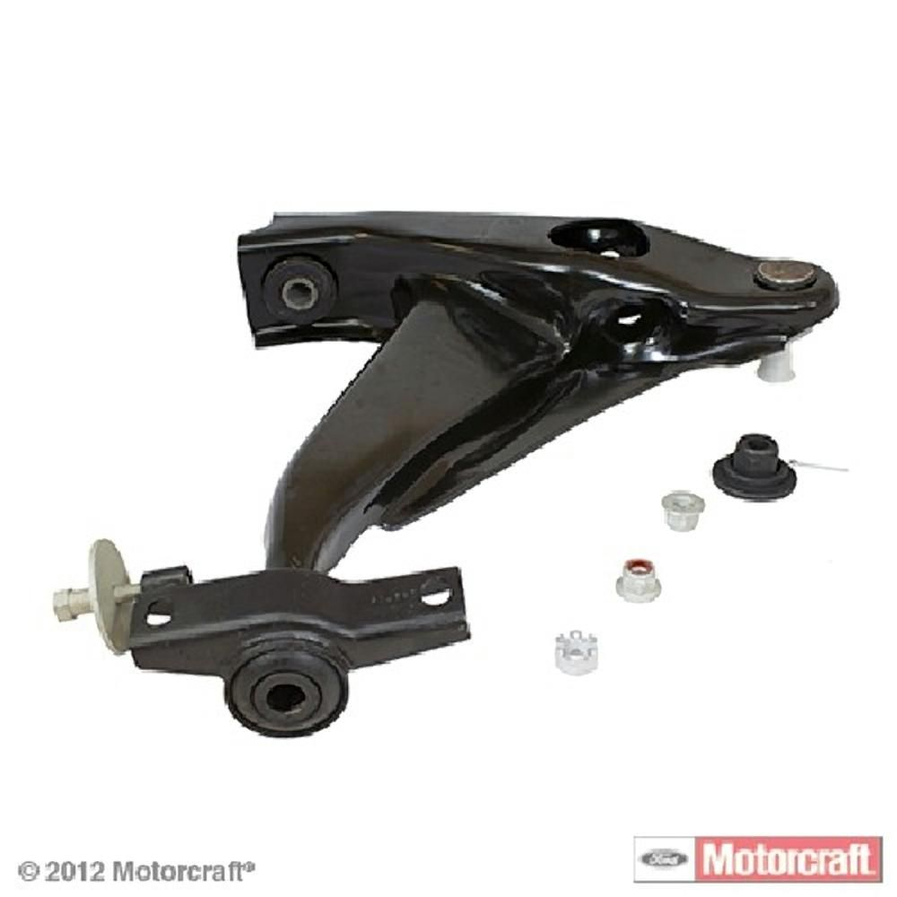 Suspension Control Arm and Ball Joint Assembly Front Right Lower Motorcraft