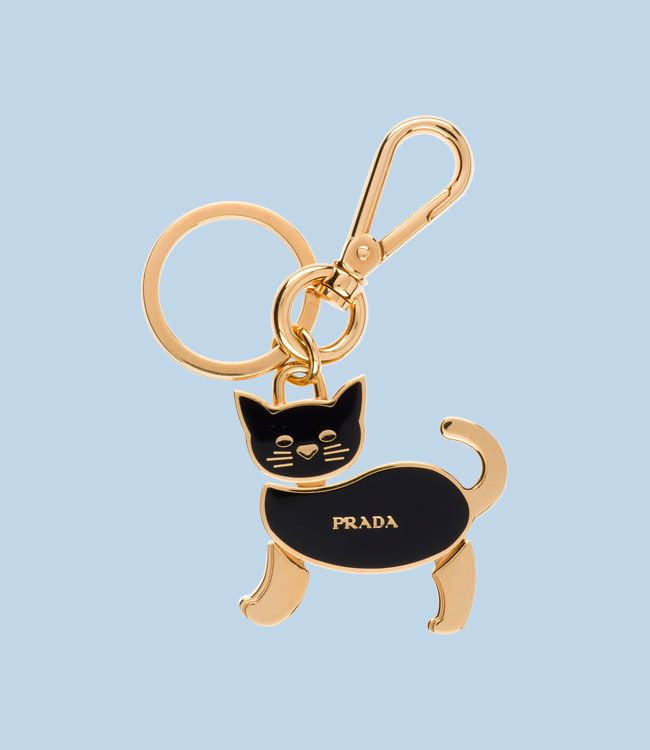 Cat Keyring Do What I Want