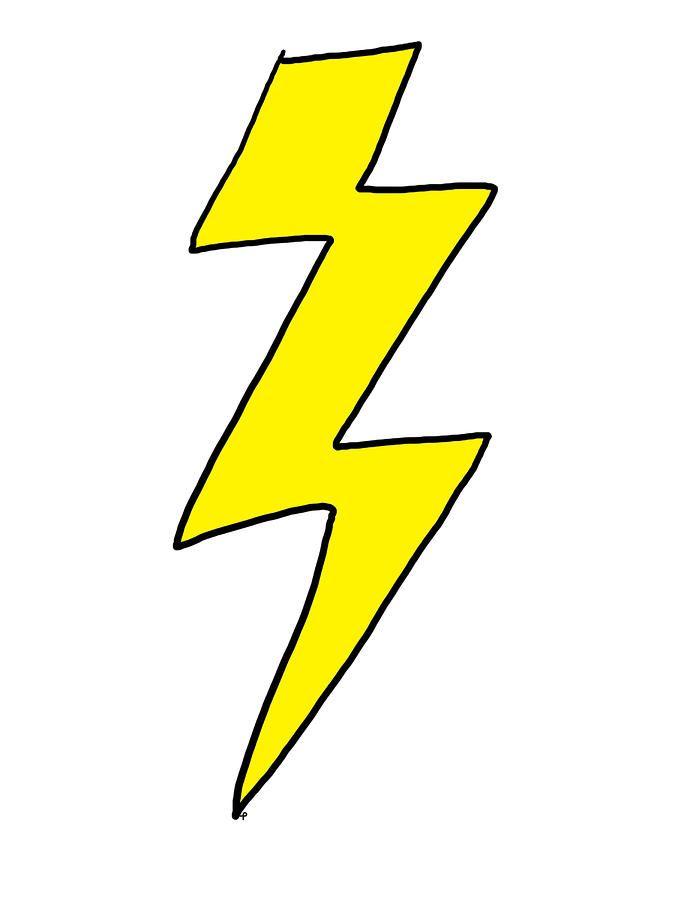 Drawings Of Lightning Bolts Lightning Bolt Images