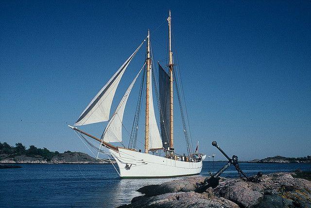 Solrik in Grimstad's archipelago