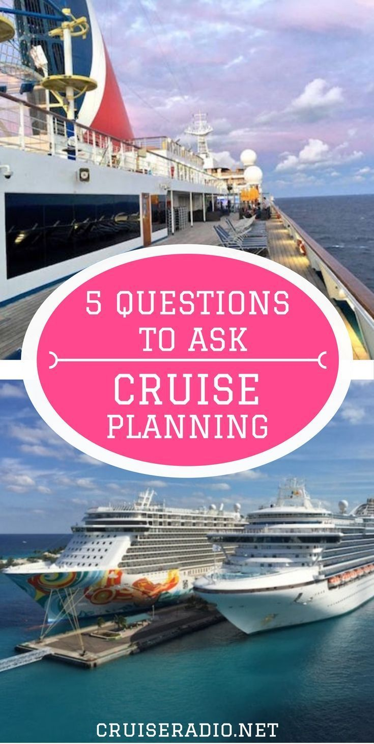 Be prepared for your next cruise vacation! | Carnival Dream ...
