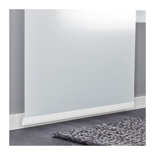 Ikea Vidga Support Panneau Blanc Ikea Hacks Rideau
