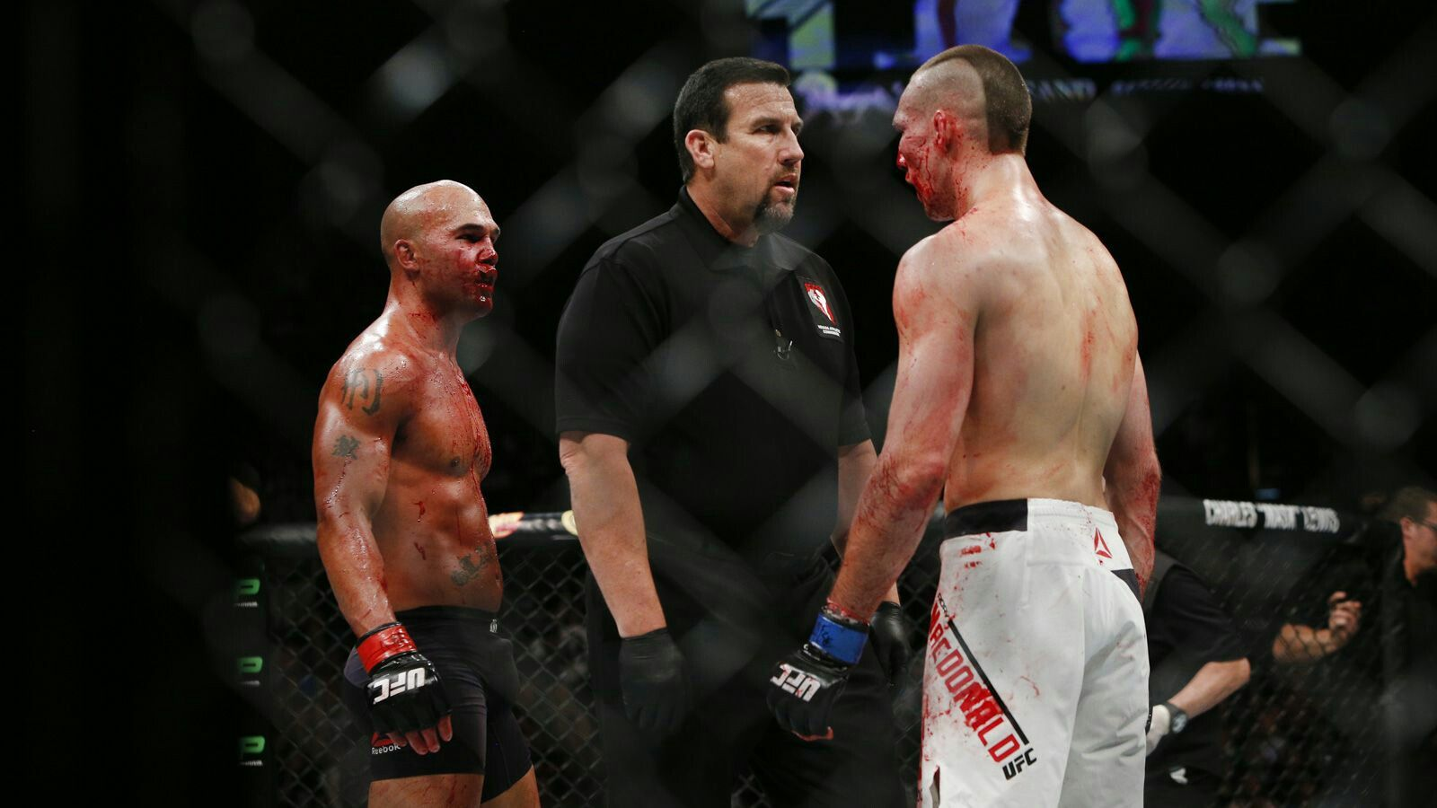 Robbie Lawler Vs Rory Macdonald Ufc 189 Ufc Ufc Fighters