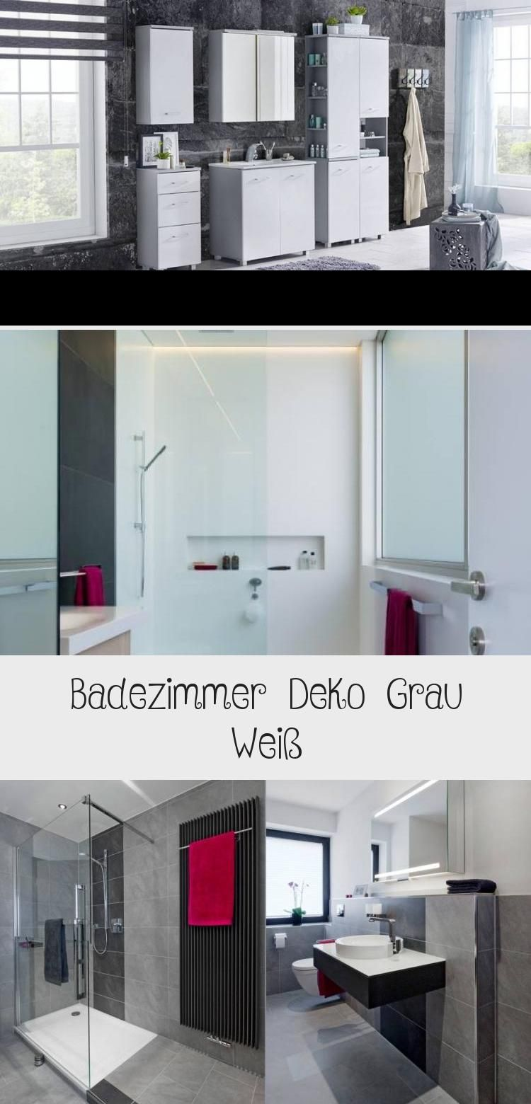 Badezimmer Deko Grau Weiss Badezimmer Badezimmer Dekor Deko