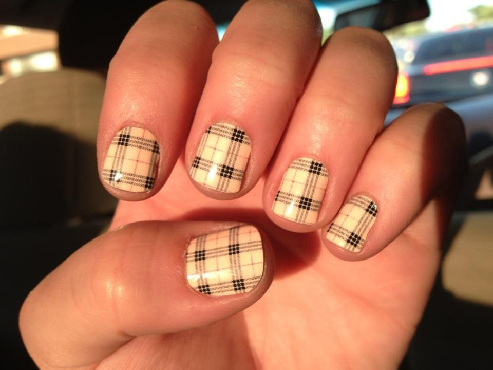 City Plaid Jamberry Nail Wraps. We have 300+ prints, patterns ...