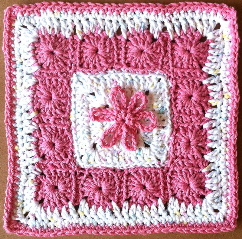 free pattern @ maggie\'s crochet | crochet | Pinterest | Cuadrados ...