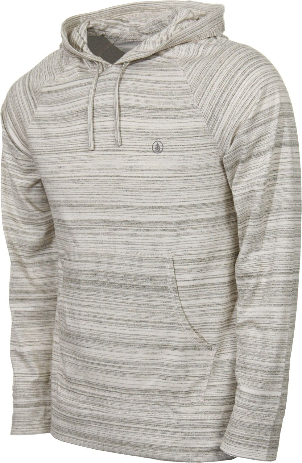 Volcom Blockade Haze Hoodie - vanilla - Men's Clothing > Hoodies & Sweaters  > Hoodies > Pullover Hoodies
