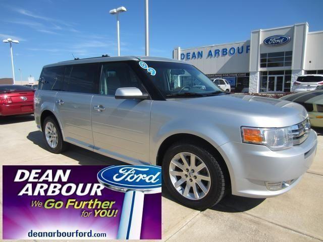 2009 Ford Flex, 40,085 miles, $20,164.