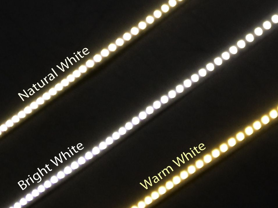 Colorbright white series led strip light led strip and lights colorbright white series led strip light aloadofball Choice Image