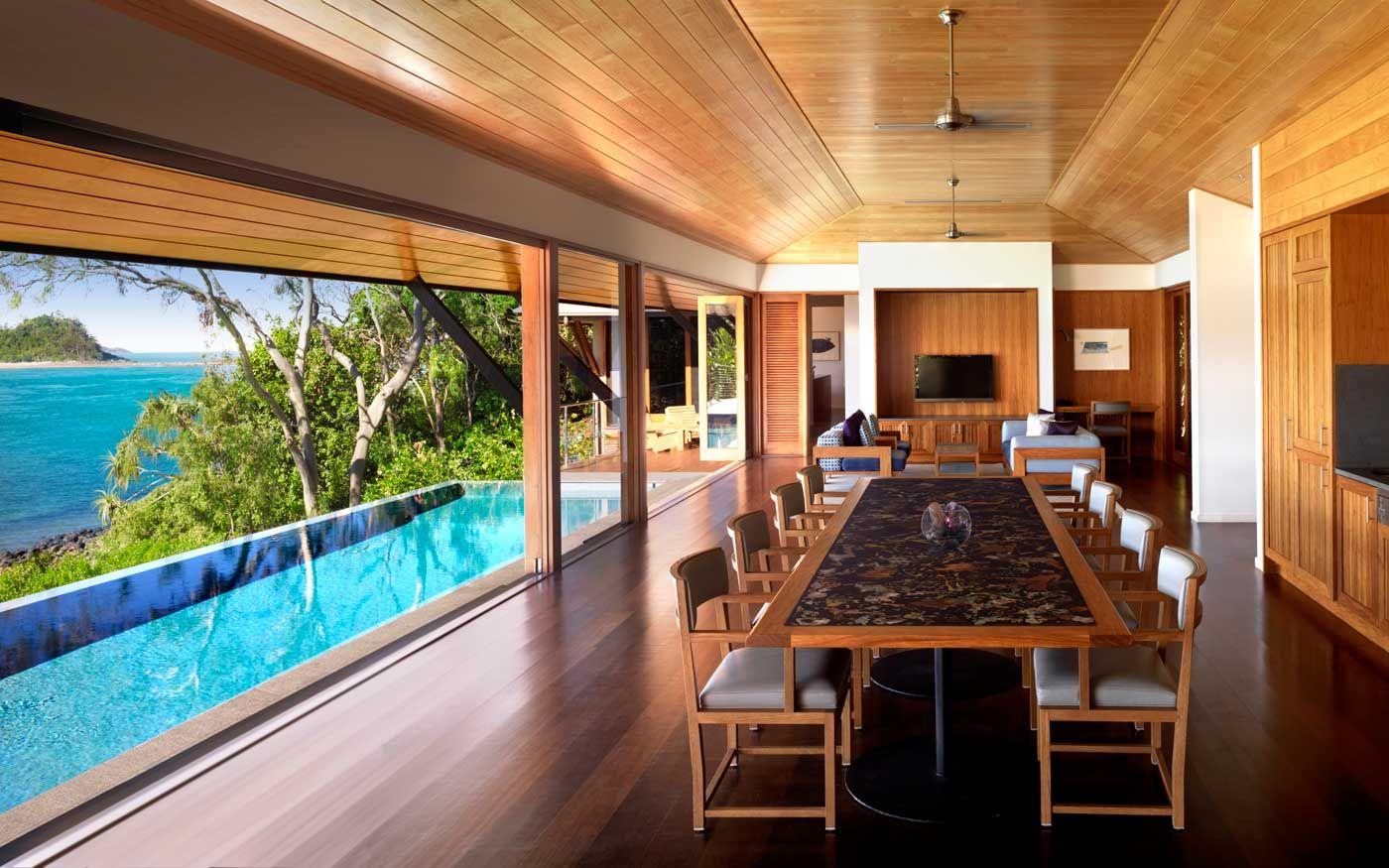 Luxury Resort Accommodation Qualia Whitsunday Islands Great