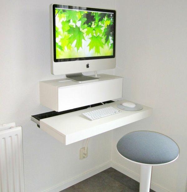 Wand Schreibtisch Klappbar Ikea 2021