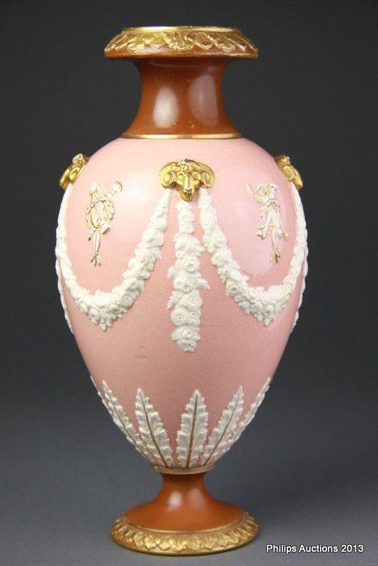 A Wedgwood Victoria Ware Vase Circa 1880 I Like It Ten