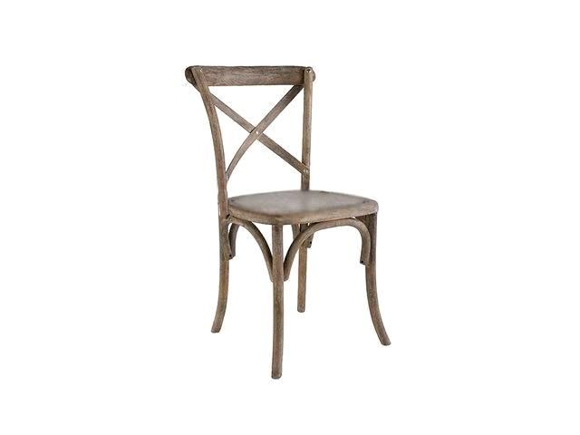 Sweetheart Table Crossback Chairs