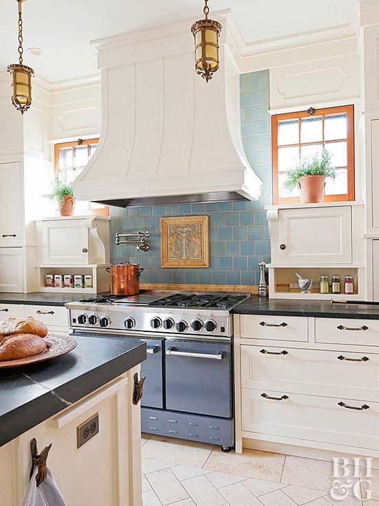 Kitchen Backsplash Ideas Kitchen backsplash, Backsplash ideas and