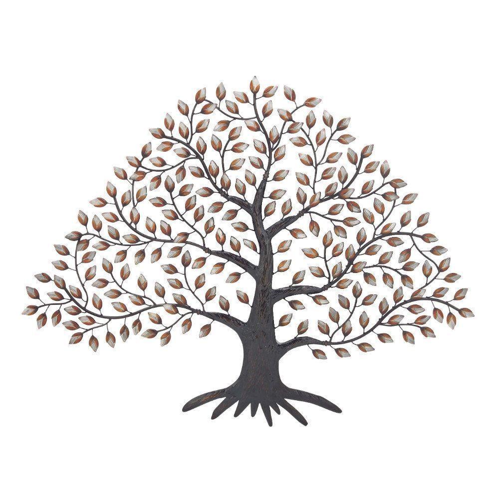Metal tree wall décor metal tree art pinterest metal tree