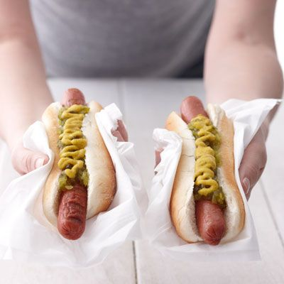 The Most Insane Hot Dogs From America S Baseball Stadiums Hot Dogs Stadium Hot Dog Beef Hot Dogs