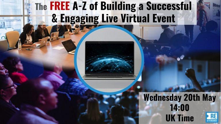 FREE WEBINAR in 2020 Event technology, Webinar, Free webinar