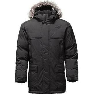 North face mcmurdo parka cleaning