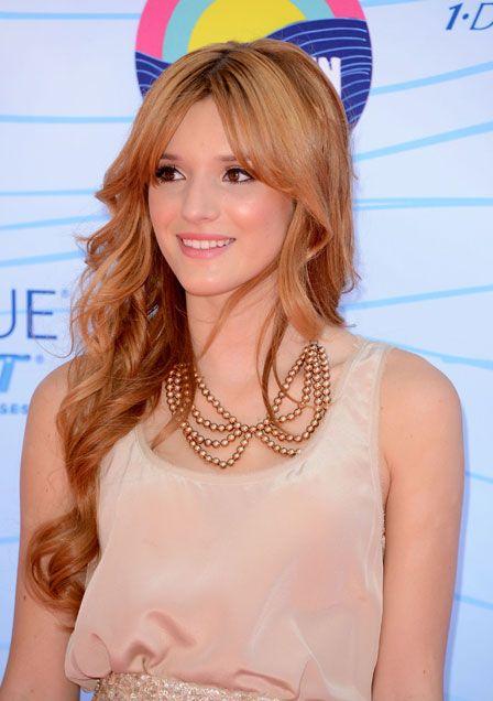 bella thorne hair teen choice - Google Search