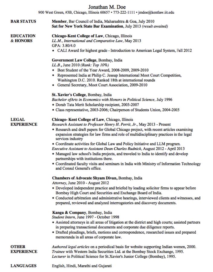 Pin By Latifah On Example Resume Cv Pinterest Sample Resume