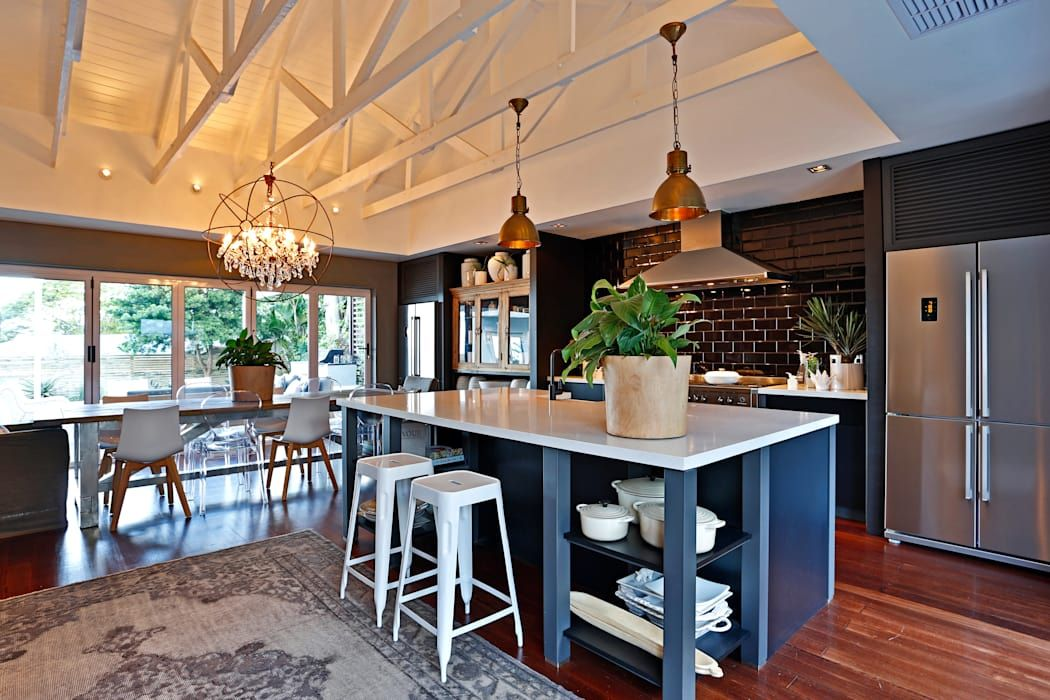 Open Plan Kitchen Designs South Africa Www Ramekitchen Com