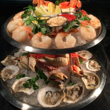 Marchand's Seafood Tower