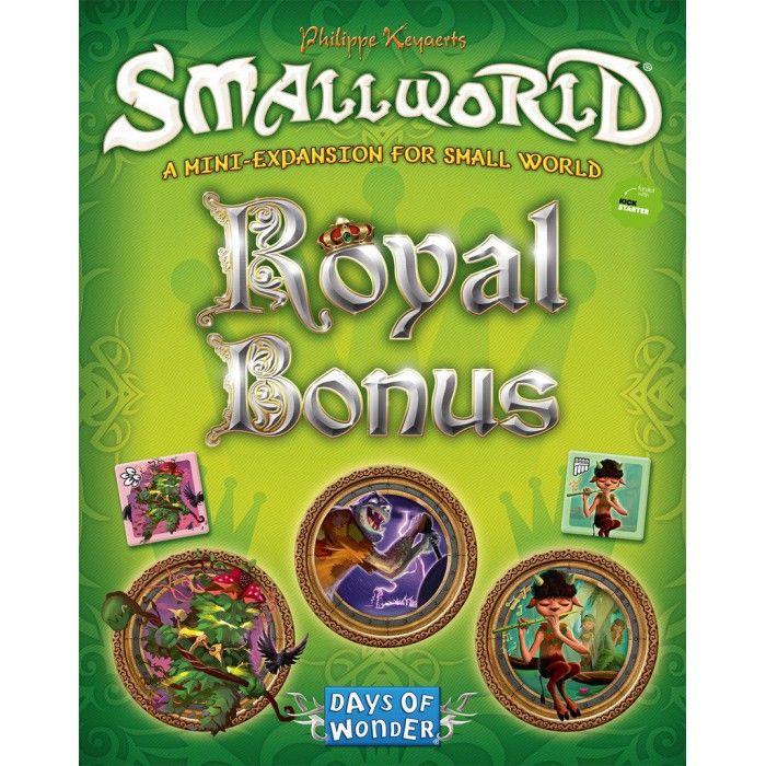 Small World: Royal Bonus (Exp)