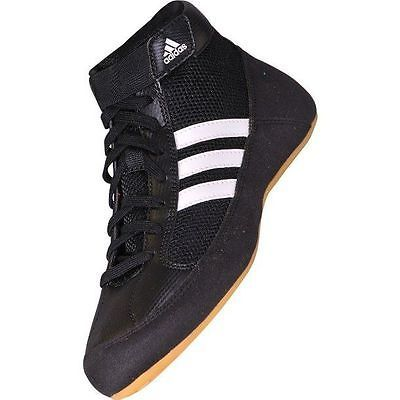 Adidas mens adults #havoc lace wrestling boxing shoes boots