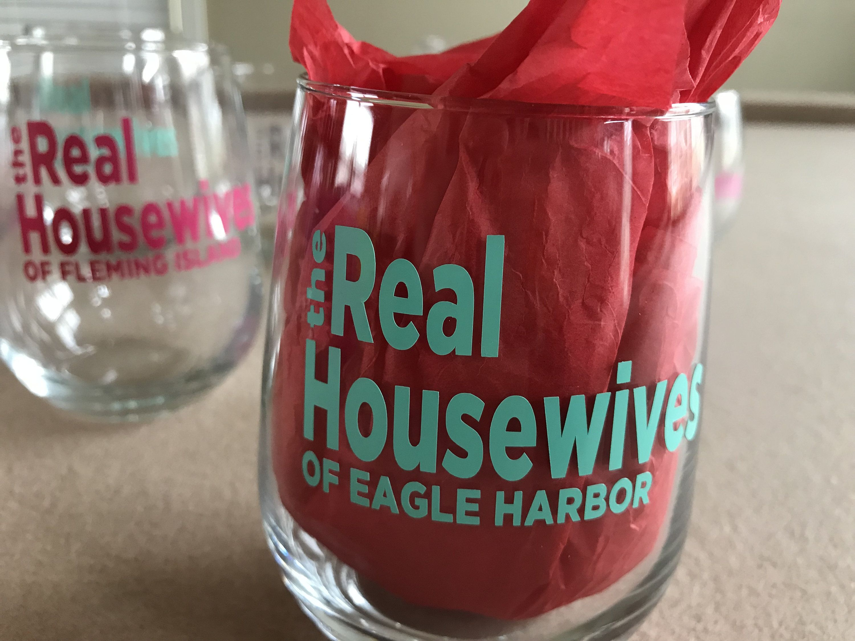 Pin By Erin O Leary On Party Ideas Wine Glasses Real Housewives Wine