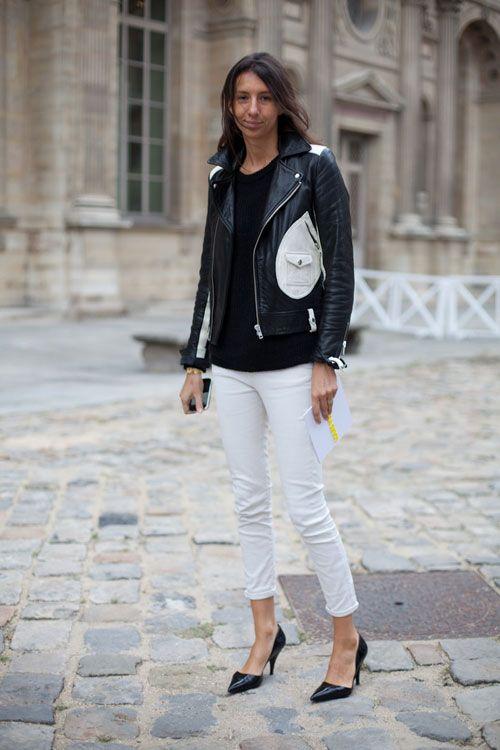 Street Style Spring 2013 Paris Fashion Week