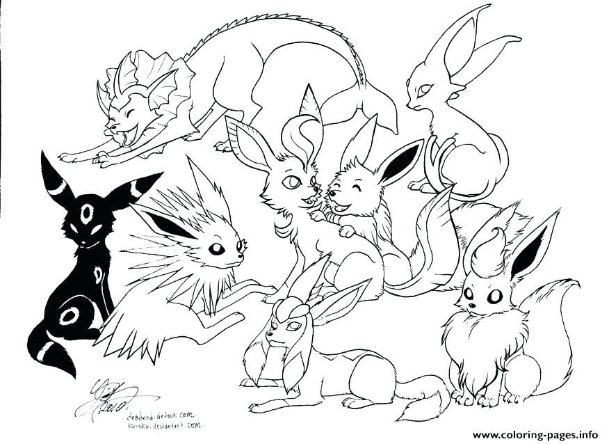 Coloring Pages And Friends Of Printable Mega Legendary Free High