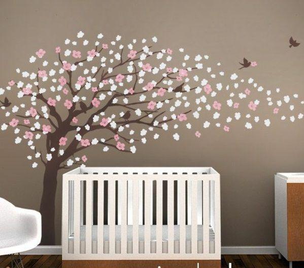 Wandtattoos Babyzimmer Anregungen Pic Der Kinderzimmerw C Ande
