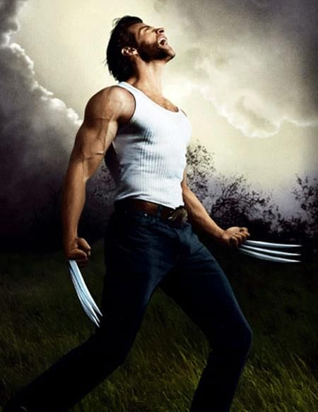 "Did you know that Wolverine was born ""James Howlett"" but later changed his name to Logan?"