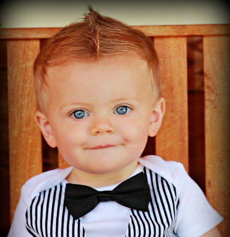Coiffure Enfant Pour Petit Garcon Tendances Ete 2015 Ginger Babies Beautiful Babies Beautiful Children