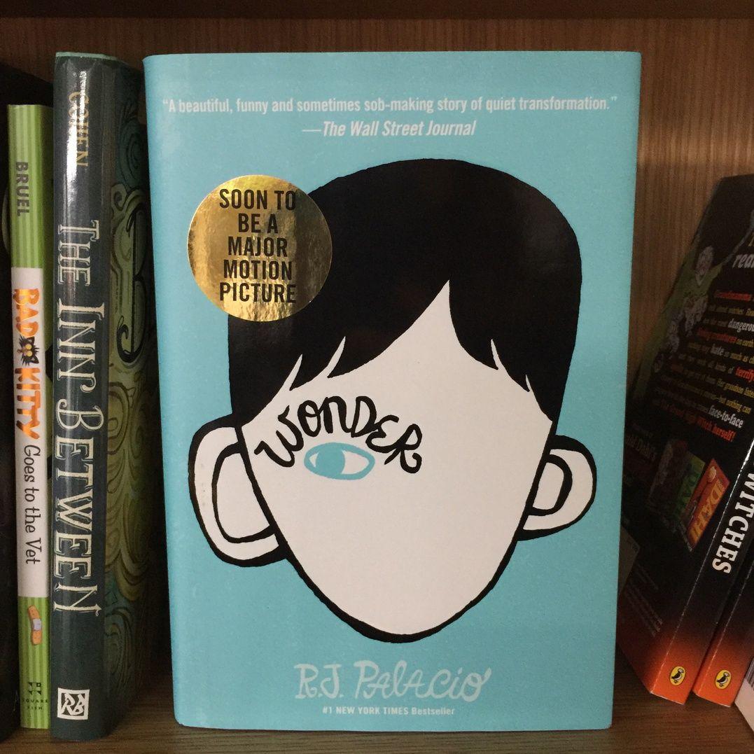 Wonder   Cool Book Cover Designs   Best book covers, Book design ...