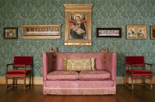 Design Glossary The Knole Sofa Retrospect