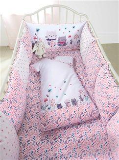tour de lit family cat vertbaudet enfant home twins 39 room pinterest tour de lit lits. Black Bedroom Furniture Sets. Home Design Ideas