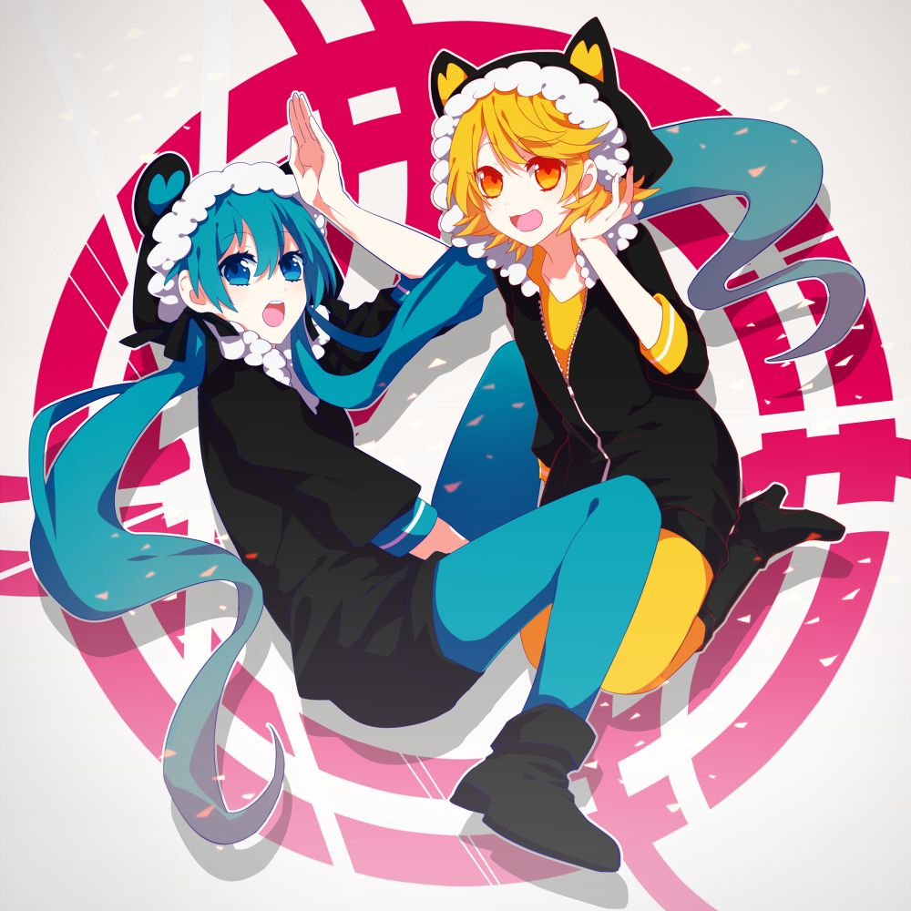 Rin Kagamine (A Female Ninja but I Want to Love) - Vocaloid