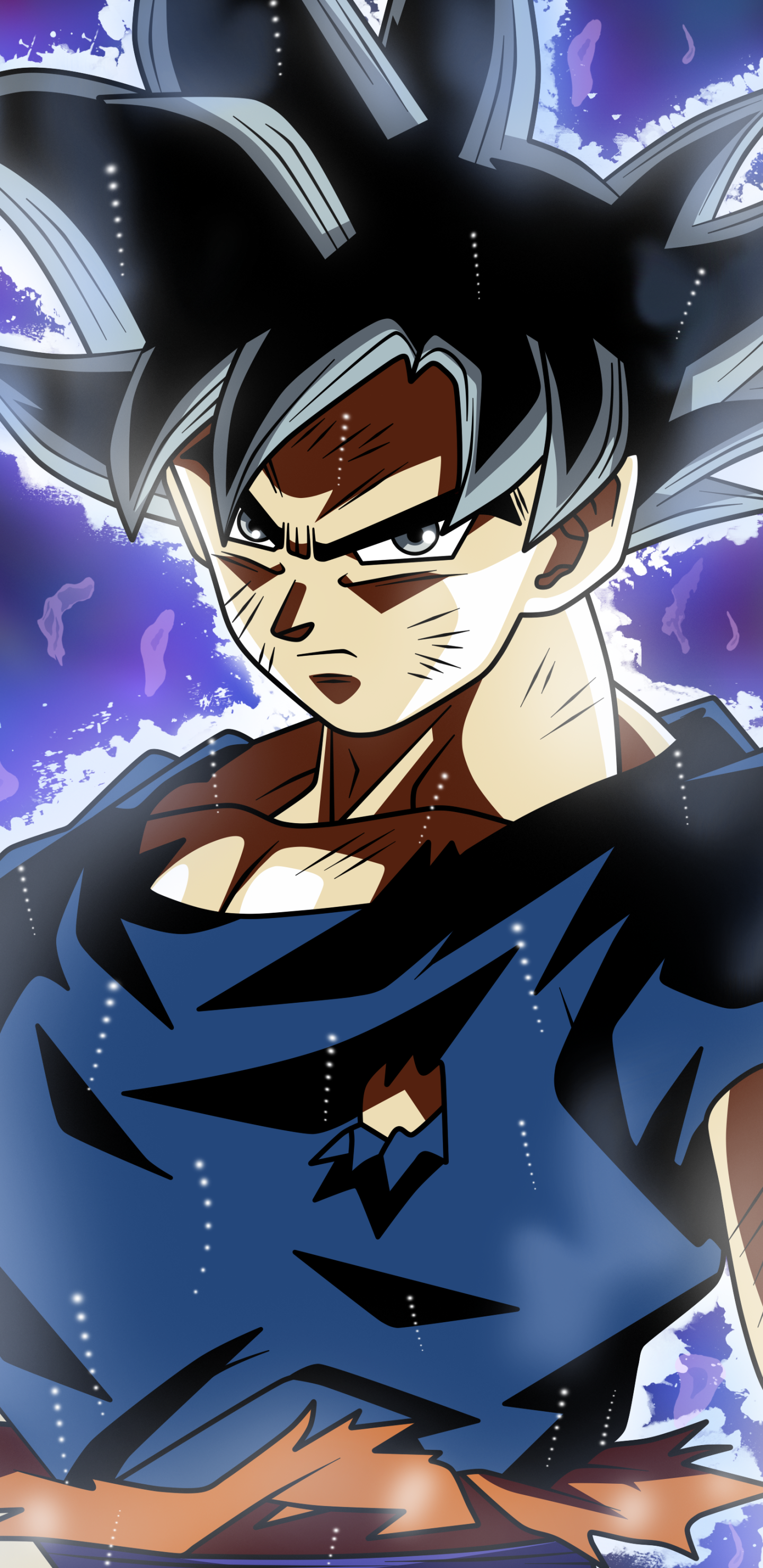 Download This Wallpaper Anime Dragon Ball Super 1440x2960 For All
