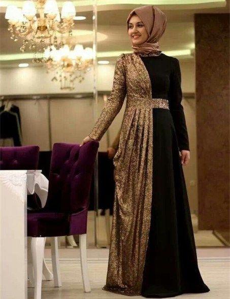 Image result for wedding guest dress hijab fashion   Islamic ...